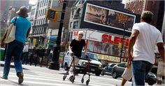 New York City si propone di migliorare vita degli anziani - Il New York Times