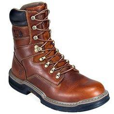 Wolverine Boots Men's Brown 2425 Raider Contour Welt Multishox Work Bo