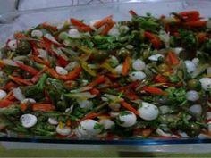 Quer agradar sua família e amigos? Faça a receita de Salada tropical que será um sucesso! Temos mais de 30 mil receitas com foto pra você fazer de maneira