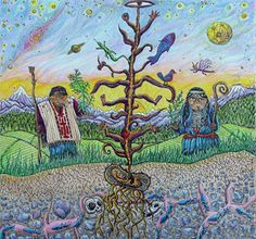 mapuche Fine Art, Painting, Mosaics, Paintings, Short Stories, Draw, Visual Arts, Drawings, Fine Art Paintings