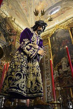 Besapiés al Señor de Pasión Fotos: Fco Javier Montiel @fjmonrod Oracion A San Antonio, Jesus Loves Us, Jesus Christ Images, Religious Art, Catholic, Religion, Statue, Life, Drawings