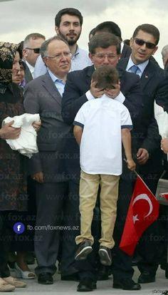 """Türkiyənin yeni baş naziri xalqla """"görüşür"""" ..."""
