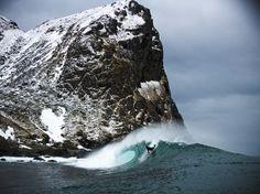 Chris Burkard | Norway | Surfing