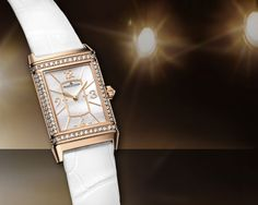 Grande Reverso Lady Ultra Thin Haute Joaillerie by Jaeger-LeCoultre - Reinvent Yourself www.rudells.com