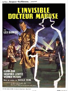 The Invisible Dr. Mabuse (1962)