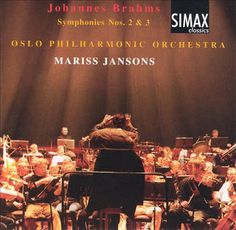 Den Klassiske cd-bloggen: Brahms-klassikere med Oslo-filharmonien