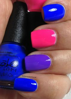 Nicole by OPI - Neons Collection