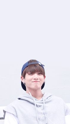 Kookie Oppa wallpaper << where's your Id? Because he's checking
