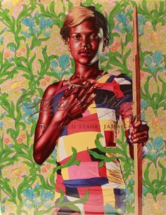 Kehinde Wiley expands to include women, focuses on Jamaica