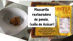 Cómo eliminar MARCAS DE ACNÉ con Caña de azúcar , panela, сахарный трост...