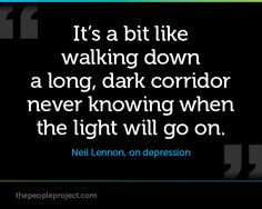 """Depression, It's Not """"All In Your Head"""" - Carri J. Nash, RN ..."""
