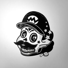 Super Mario Mexican Style