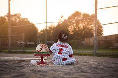 Stylish Detailed Quality Baby & Toddler Snapback Hats birthday cake smash b. Half Birthday Baby, Baseball Theme Birthday, 1st Birthday Pictures, 1st Birthday Cake Smash, Boy Birthday Parties, Baseball Party, Birthday Ideas, Birthday Gifts, Baby Boy Baseball