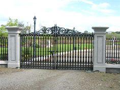 wrought iron gate Woodland Hills, Encino, Calabasas, Canoga Park, North Hills, Malibu, Burbank