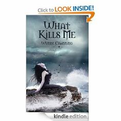 """(New York Times and USA Today Bestselling Author Marata Eros: """"If you dig paranormal vampire tales but are tired of the regurgitated fare that copycats...What Kills Me will hit the spot."""")"""