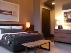 Bedroom in New York, NY by Shamir Shah Design