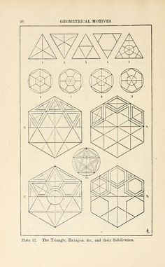 "From, ""A Handbook of Ornament"". 1898 by Franz Sales Meyer"