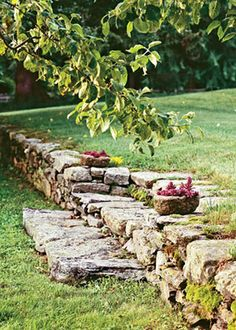 Awesome Garden Steps On A Slope Awesome Garden Steps On A Slope 20 Exciting Diy Garden Pathway Steps On A Slope Rock Garden Design, Backyard Garden Design, Diy Garden, Garden Landscape Design, Garden Cottage, Garden Bed, Backyard Ideas, Landscape Designs, Porch Ideas