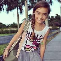 We love this Miami cutie! Check out The Petite Poet's blog for #F21Girls inspo!
