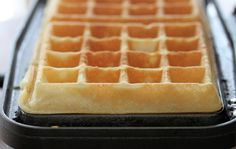 """Made with whole wheat pastry flour, these quick and easy waffles don't taste """"healthy,"""" but are! Recipe gives options for the addition of pumpkin, zucchini, applesauce..."""