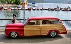 1949 Mercury woody
