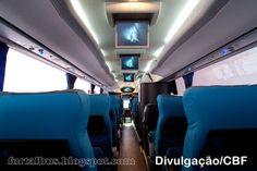 Fortalbus.com - O dia a dia do nosso transporte: Notícias: CBF apresenta novo ônibus da Seleção