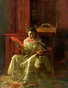 Kathrin - Eakins Thomas
