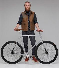 I really want to build a cruising bike. #fixed #bike