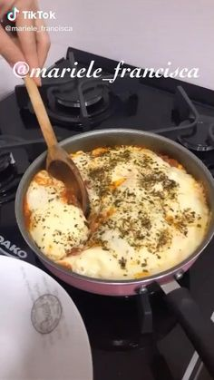 Delicious Vegan Recipes, Yummy Food, Meat Recipes, Cooking Recipes, Salty Foods, Love Eat, Diy Food, Food Hacks, Food Videos