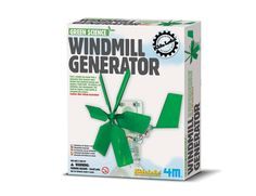 Green Science Windmill Generator