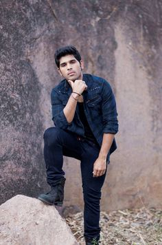 allu sirish old pics
