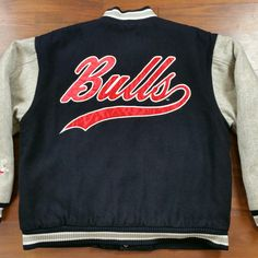 Some more awesomeness just hit the shop. Swing by Etsy at www.JustOneVintage.com and check out this Chicago Bulls Retro 90s Bomber Jacket. Follow us on Instagram @justonevintage