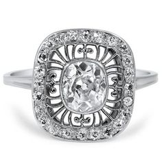 The Taima Ring #Vintage