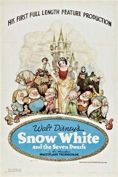76 ans d'affiches #Disney