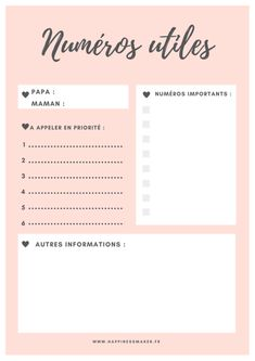 Organization Agendas Free Printables - Free printable planners for a Better You. To Do Planner, Free Planner, Goals Planner, Planner Template, Planner Pages, Weekly Planner, Happy Planner, Printable Planner, Free Printables