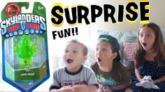 Skylanders Trap Team Surprise! Our First Trap + What To Do With It? (E3 ...