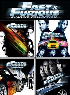 Fast & Furious 4-Movie Collection « Holiday Adds