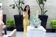Sandra Dewi Birthday
