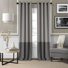 Braiden Blackout Single Curtain Panel