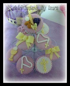 Cup cake comunione