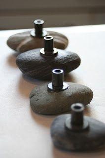 Каменные дверные ручки (Diy) / Мебель / Своими руками - выкройки, переделка одежды, декор интерьера своими руками - от ВТОРАЯ УЛИЦА