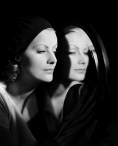 Clarence Sinclair Bull, Portrait of Greta Garbo in The Kiss, directed by Jacques Feyder, 1929
