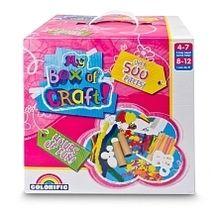 "Ma boite de bricolage 500 pièces de Toys ""R"" Us Canada 7,47 $ (50% de rabais) -"