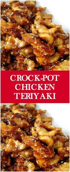Crock-Pot Chicken Teriyaki – Fresh Family Recipes