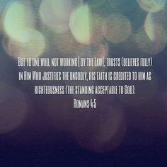 Romans 4:5
