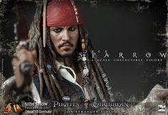 Captain Jack Sparrow...Savvy? - Disney