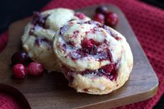 Iced Cranberry