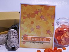 Created by Nichol using brand new  Stamptember Exclusives by Simon Says Stamp. 2013