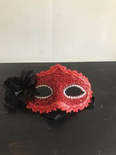 Girl Vintage Gothic Black Spider Hair Clip Red Rhinestone Decor Halloween Party Masquerade Cosplay Accessory Grade Products According To Quality Women's Hair Accessories