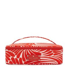 fingers print cosmetic case